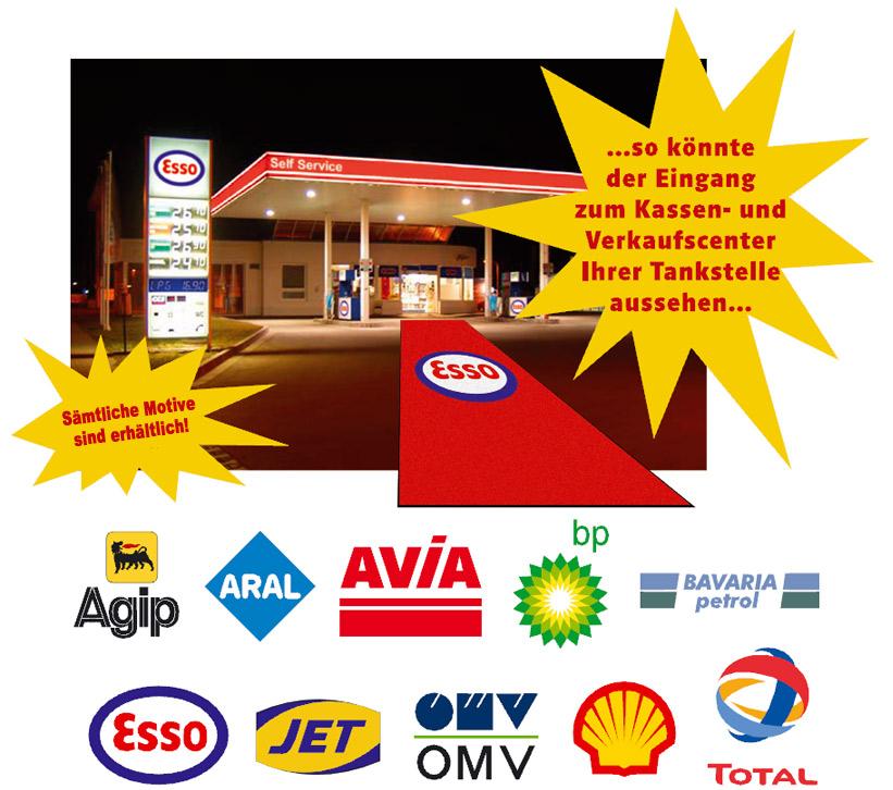 Tankstellenmarken